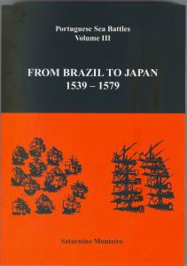 From Brazil to Japan 1539-1579